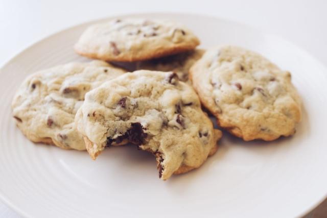 Mælkechokolade Cookies